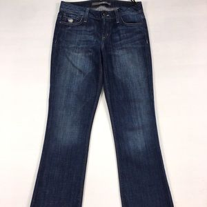 Joes Jeans Honey Size 27 Booty Fit Boot Mid Rise